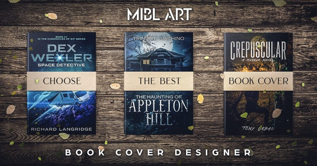 MIBLART | Book Cover Design