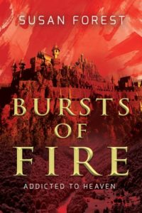 Cover of Bursts of Fire by S. Forest Forest