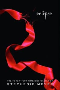 Cover of S. Meyer's novel Eclipse