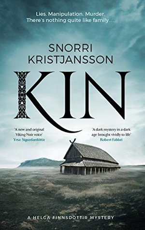 Book cover of Kin by by Snorri Kristjansson