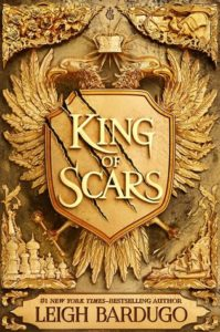 Cover of L. Bardugo's novel King of Scars
