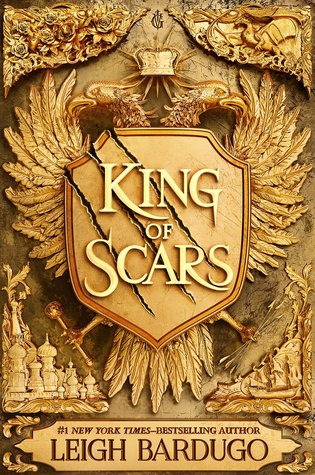 Cover of L. Bardugo's King of Scars