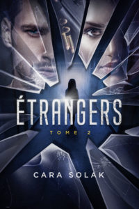Book cover of Etrangers by C. Solak
