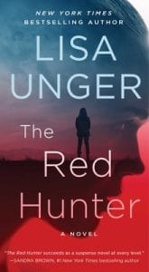 Book cover for L. Unger's The red Hunter