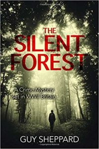 Cover of the Book the Silent Forest by Guy Sheppard