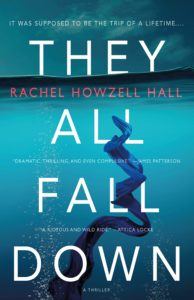 Cover of They All Fall Down by R. H. Hall
