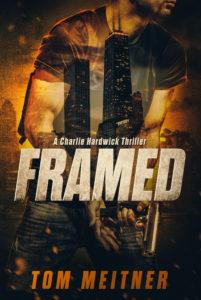 Cover of T. Meitner's book Framed