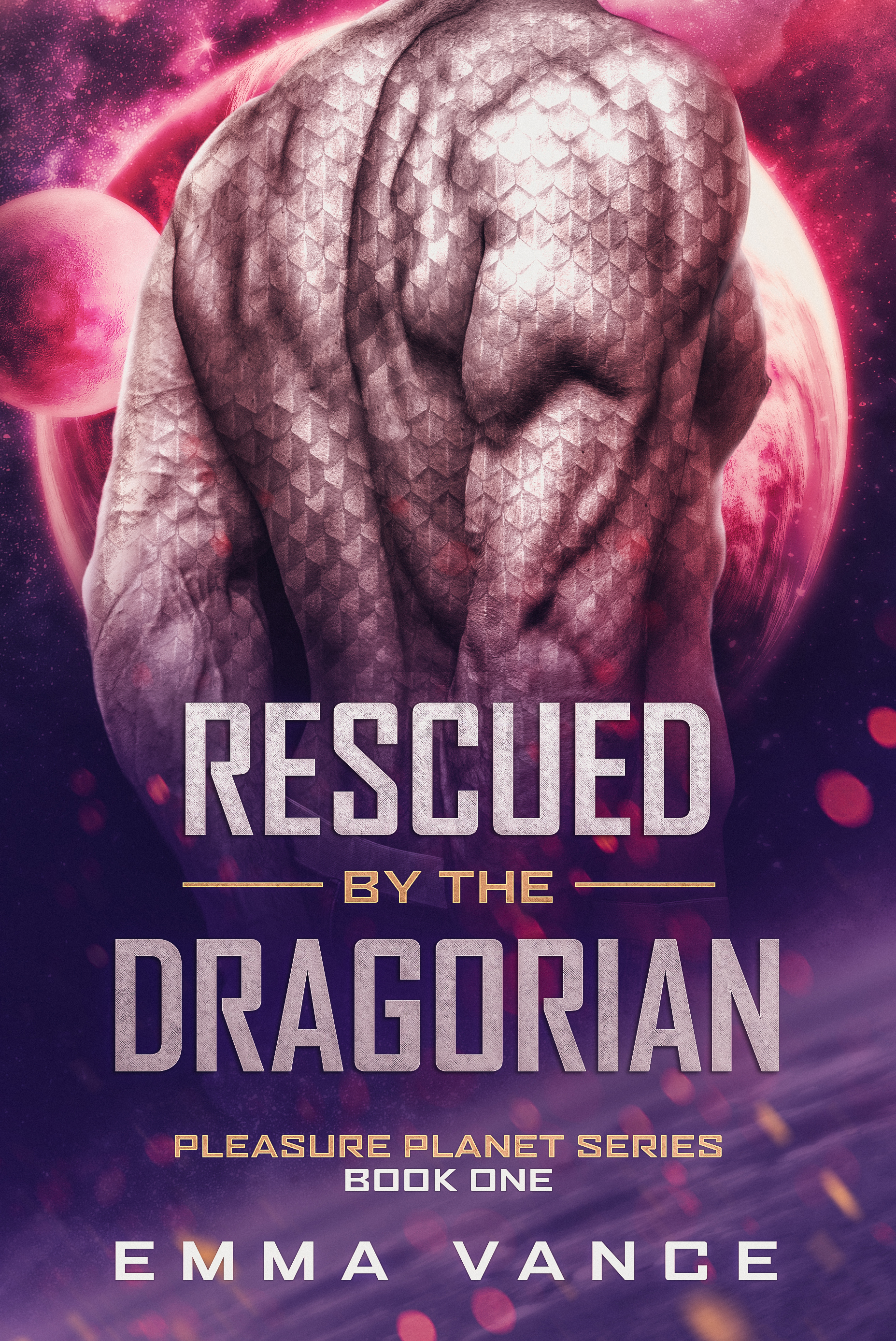 Rescued by the Dragorian