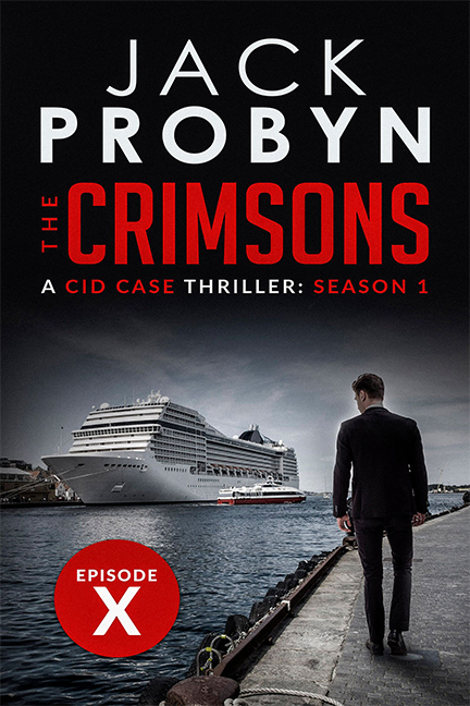 The Crimsons by Jack Probyn