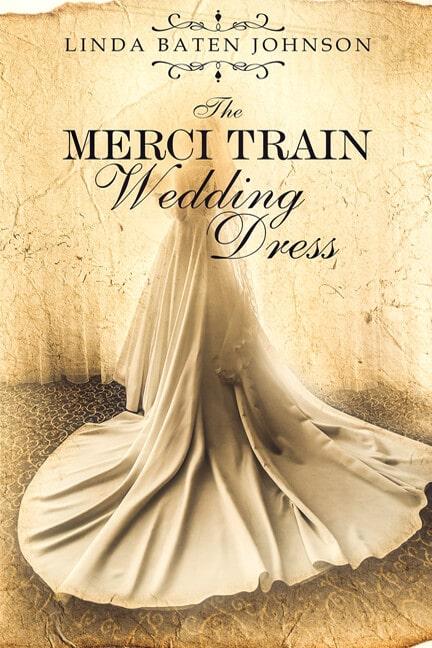 The Merci Train Wedding Dress