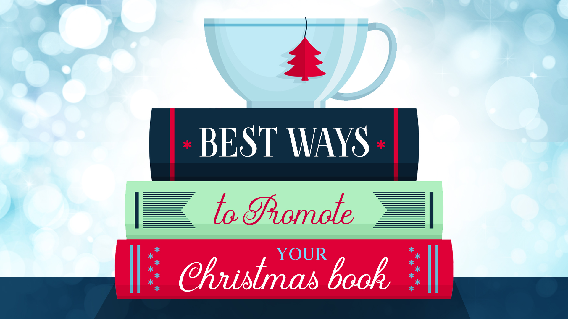 13 Useful Tips for Christmas Book Promotion