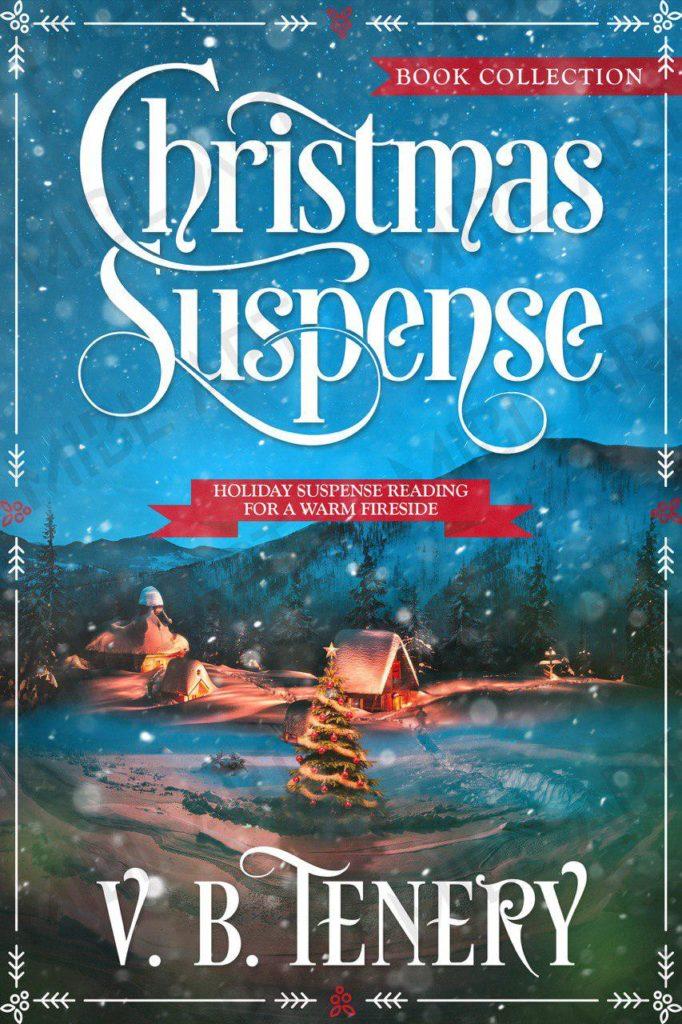 Christmas Suspense miblart book cover