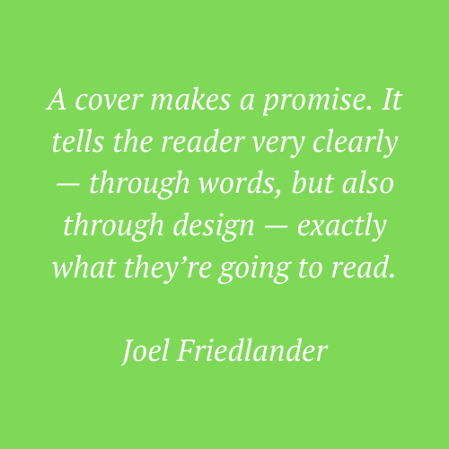 Joel Fiedlander's words