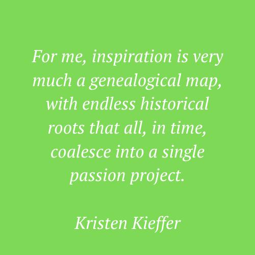 Kristen Kieffer's words