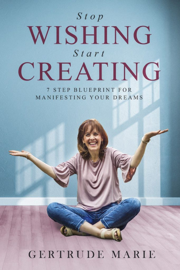 Stop Wishing Start Creating cover