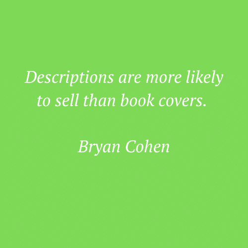 Bryan Cohen's words