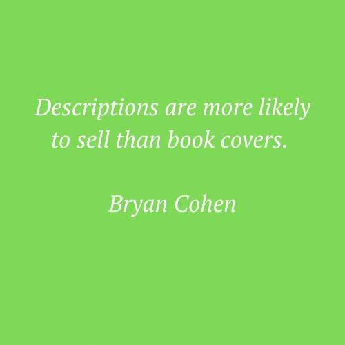 Bryan Cohen's words