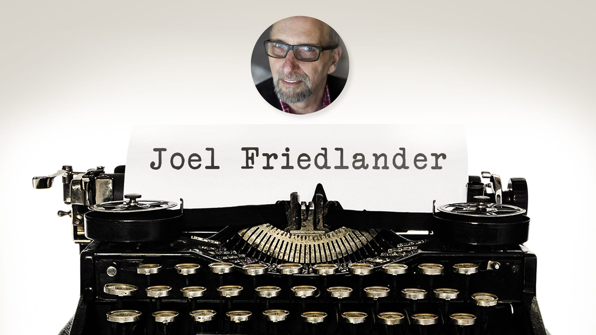 Self-Publishing Insights: Interview with Joel Friedlander