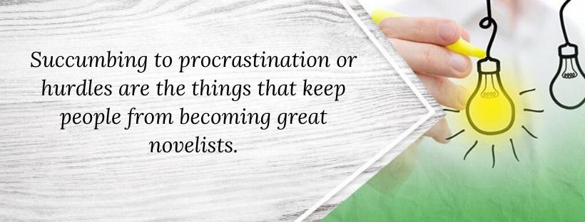 Daniels about procrastination