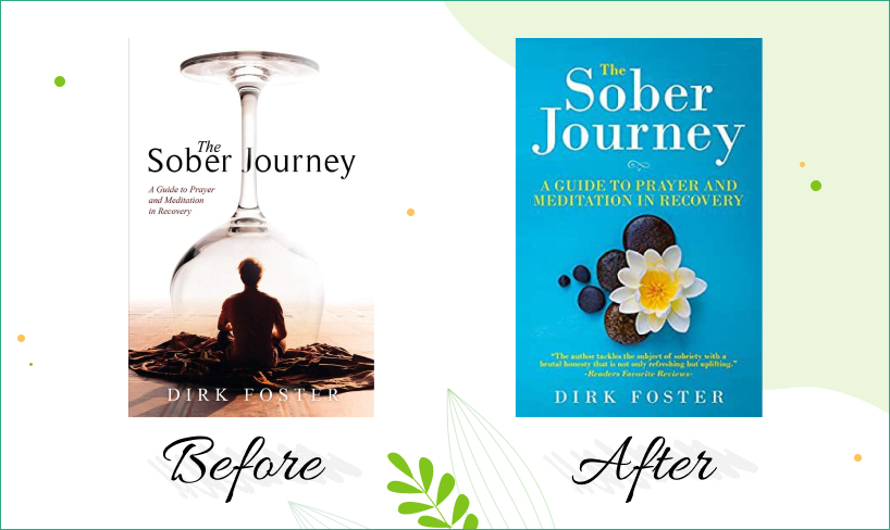the sober journey before after