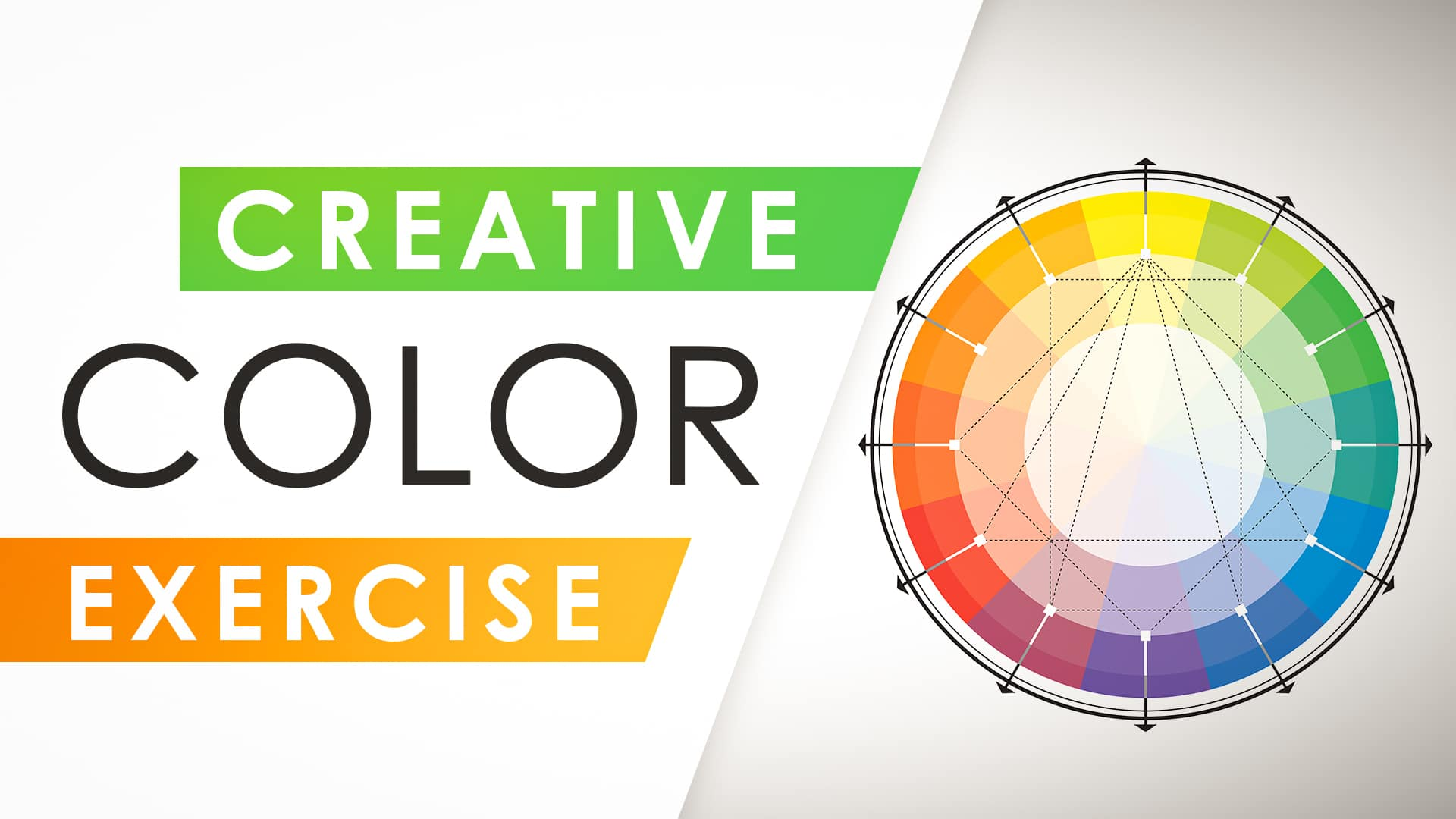 color theory book cover design