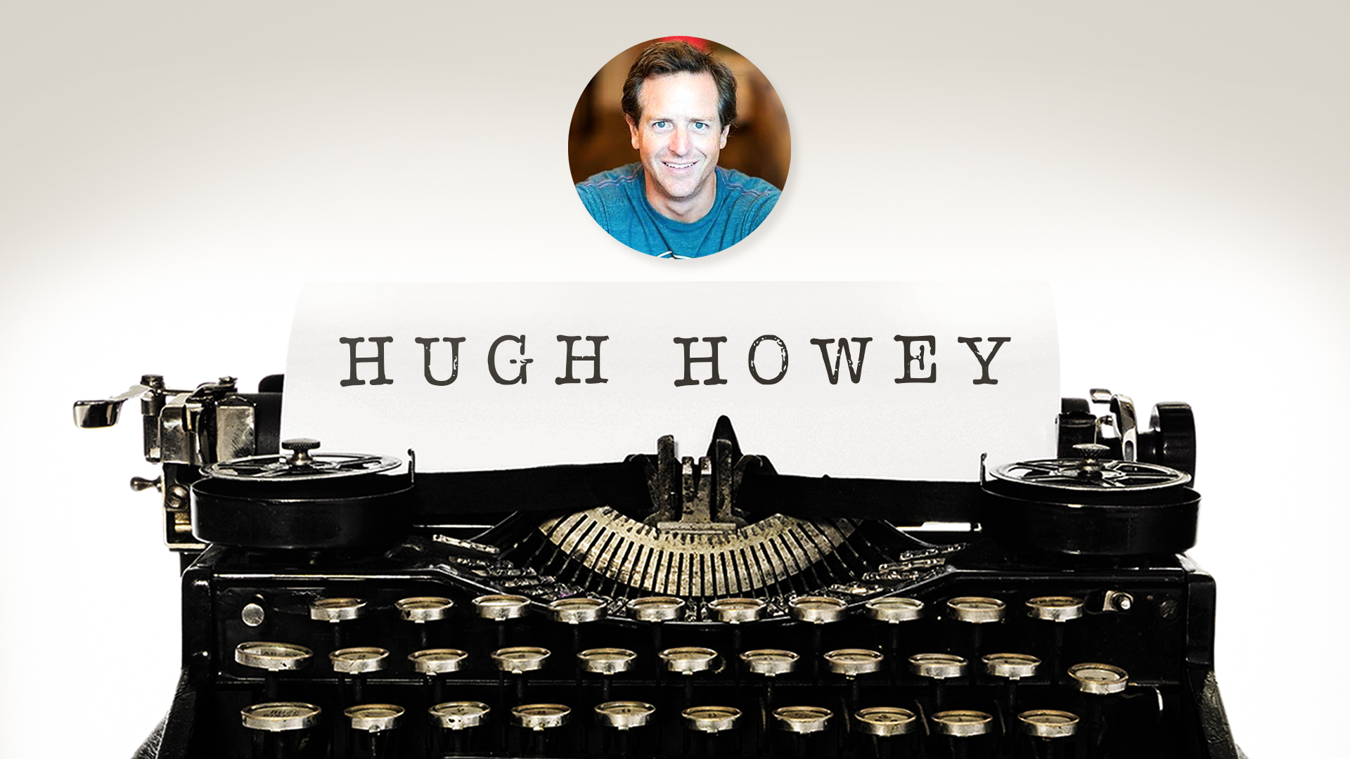 How to Build a Strong Career through Self-Publishing:  Interview with Hugh Howey