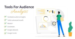 how to find your book target audience tools
