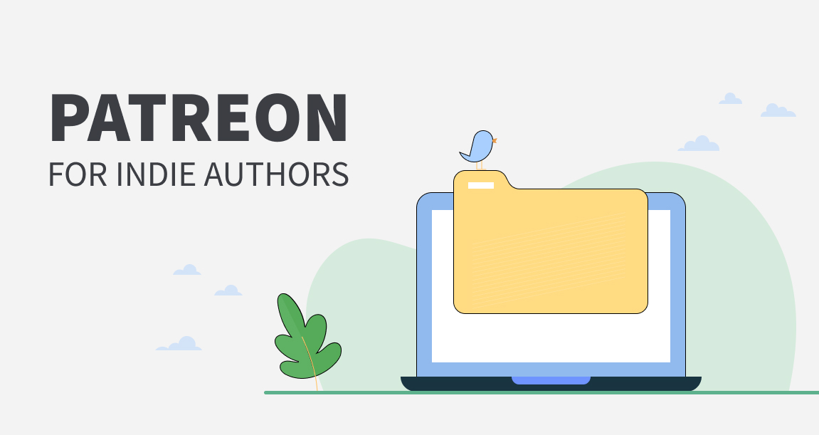 patreon indie author