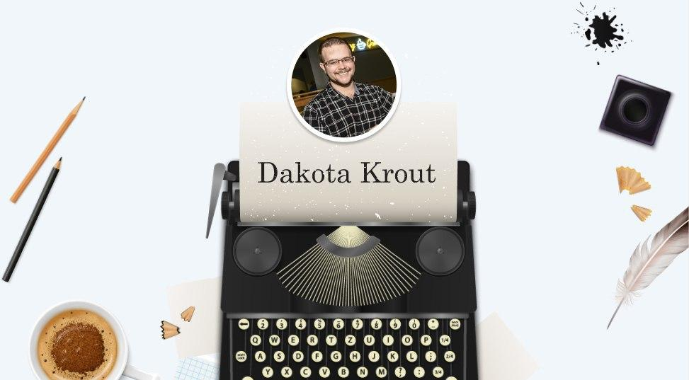 Lessons from a Bestselling Author: Interview with Dakota Krout