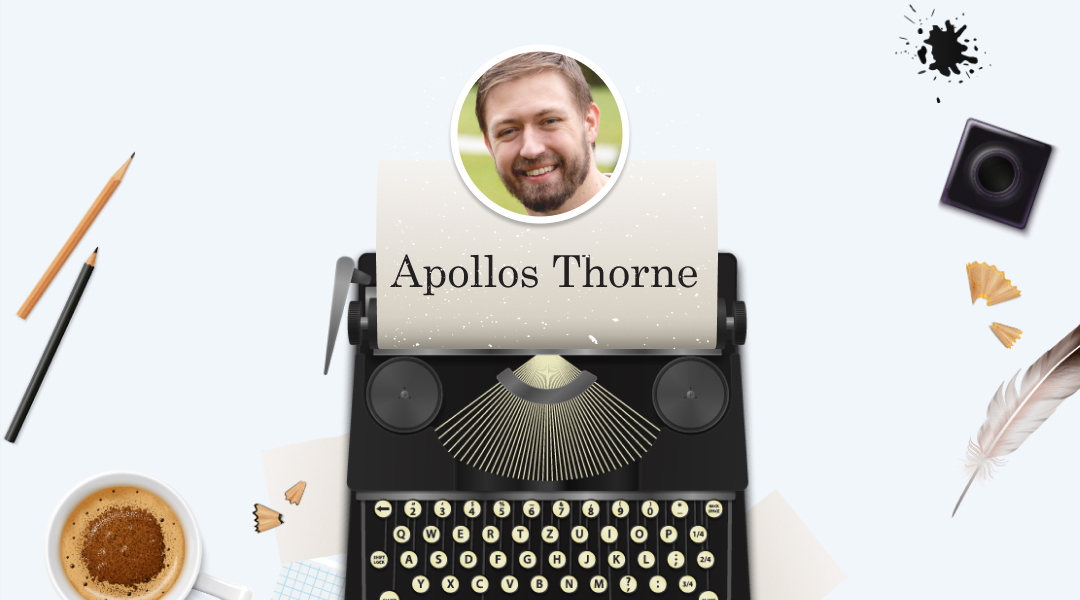 Inspirational Indie Authors: Interview with Apollos Thorne