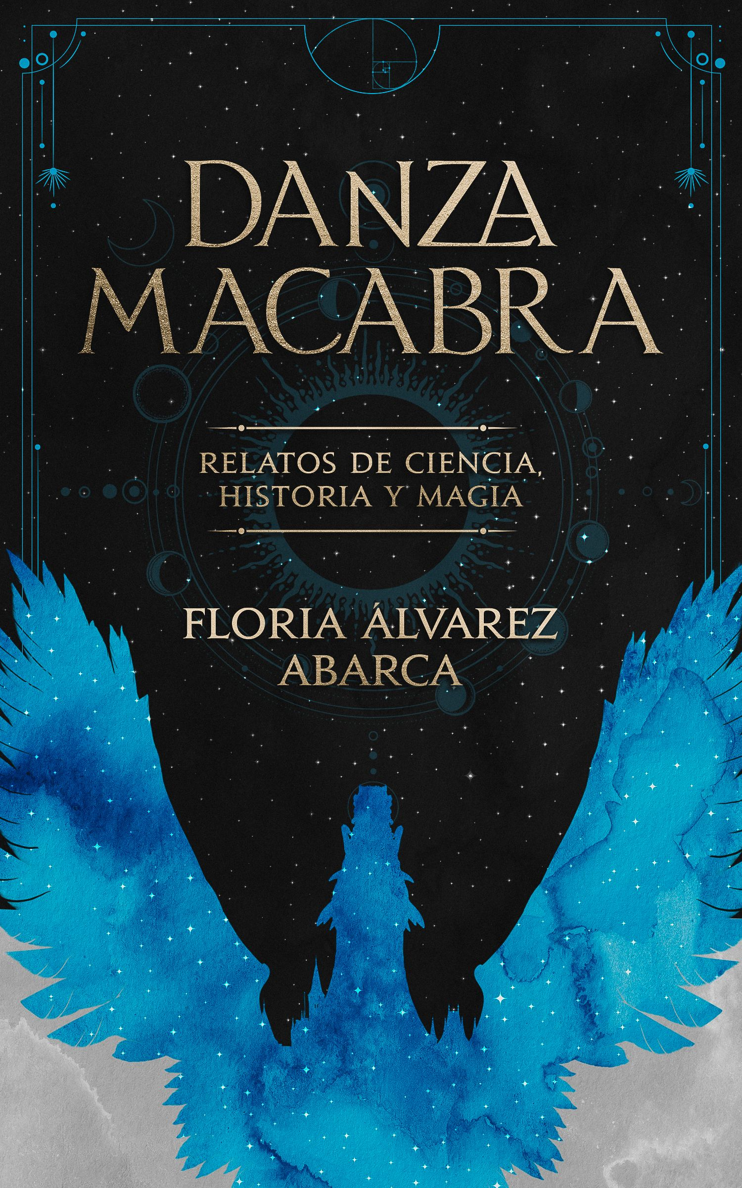 book cover typography fantasy