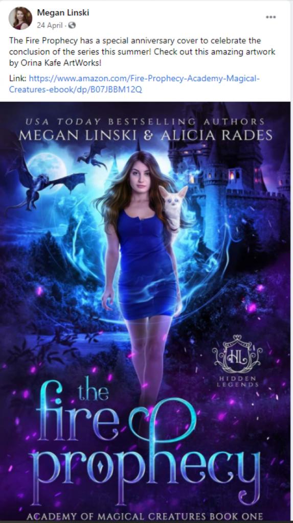 megan linski book cover reveal