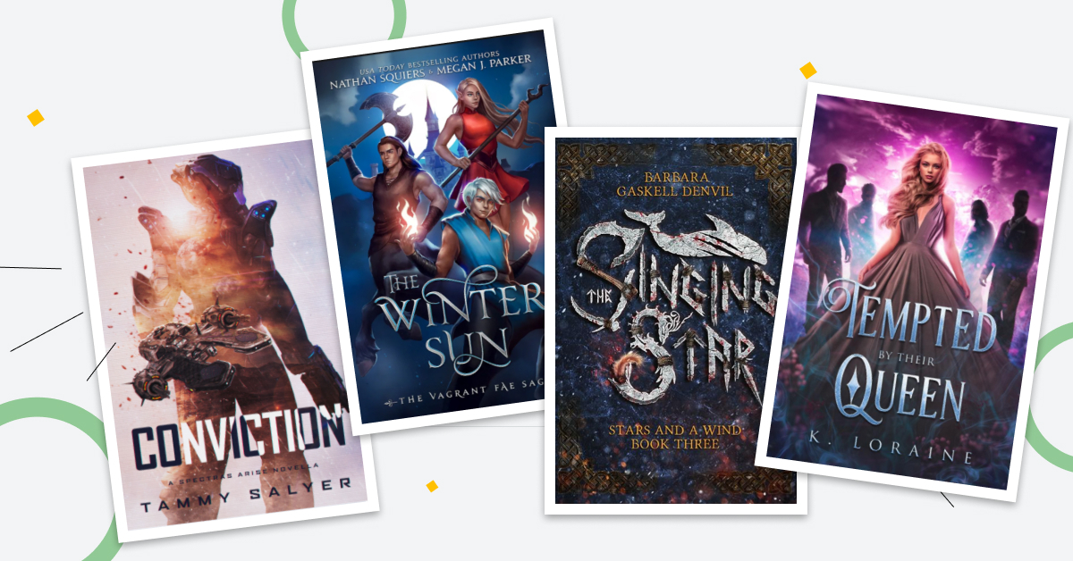 Fantasy Book Cover Fonts: This Is What Professionals Do