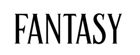 artisan fantasy book cover font