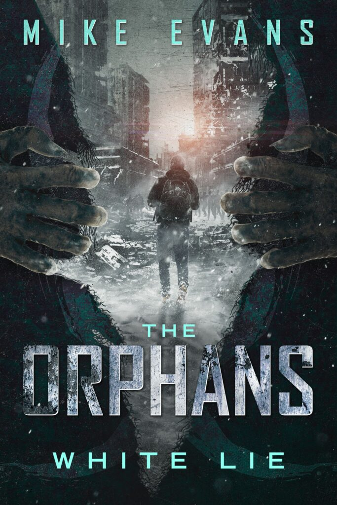 The Orphans book cover