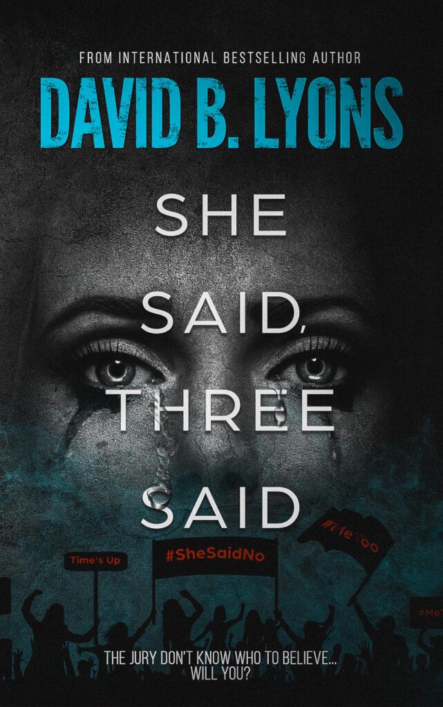 she said three said thriller