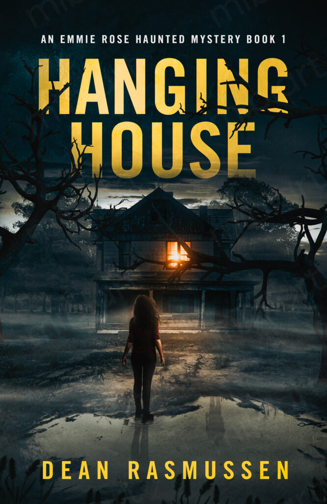 Horror & Thriller book cover The Hanging House
