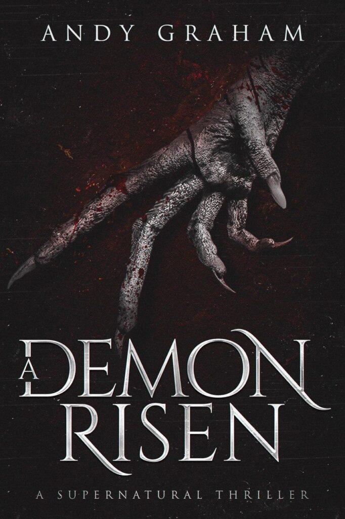 A Demon Risen book cover