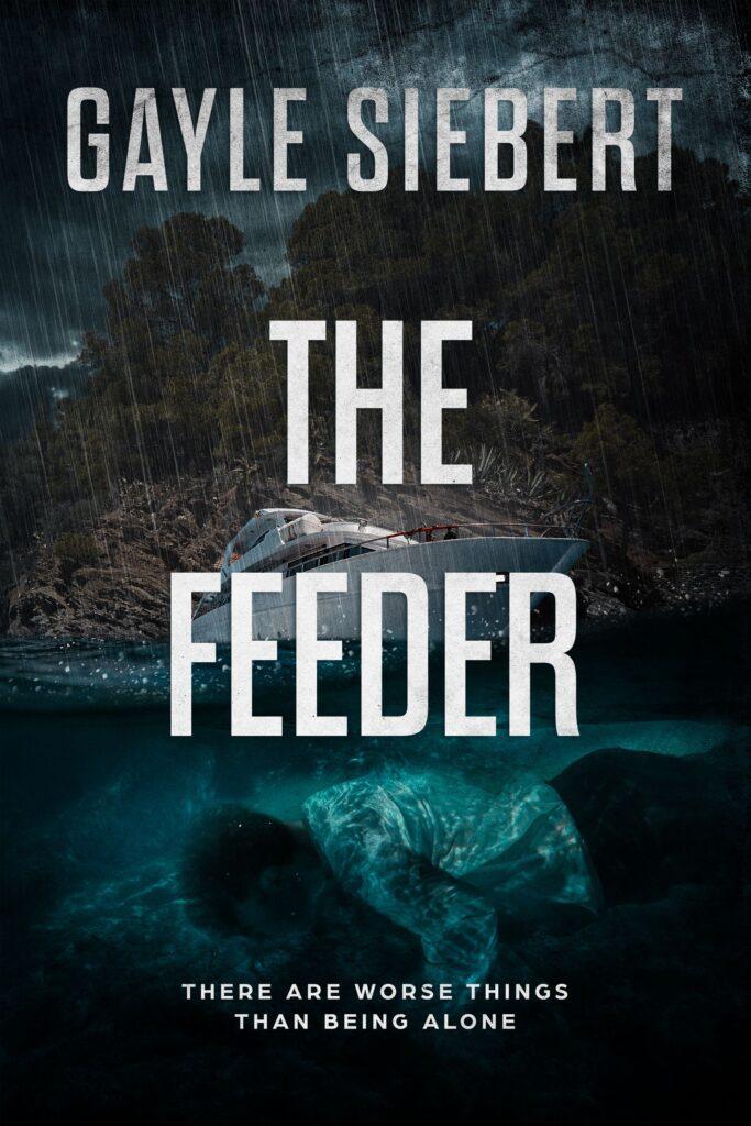 The Feeder Horror & Thriller book cover