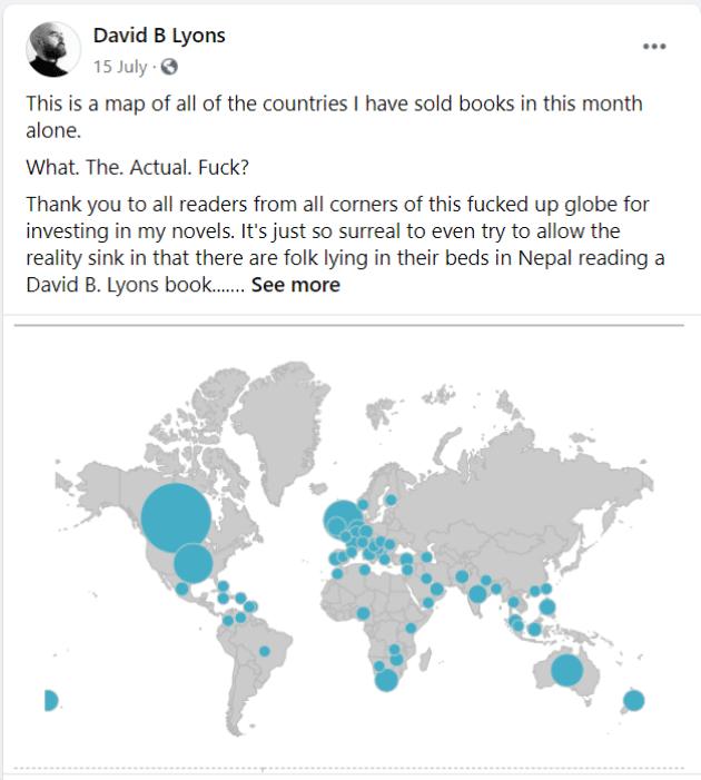 david b lyons book map facebook author page