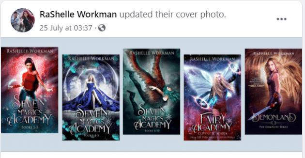rashelle workman facebook cover photo