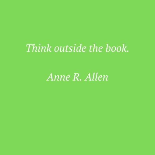 Anne R. Allen's words