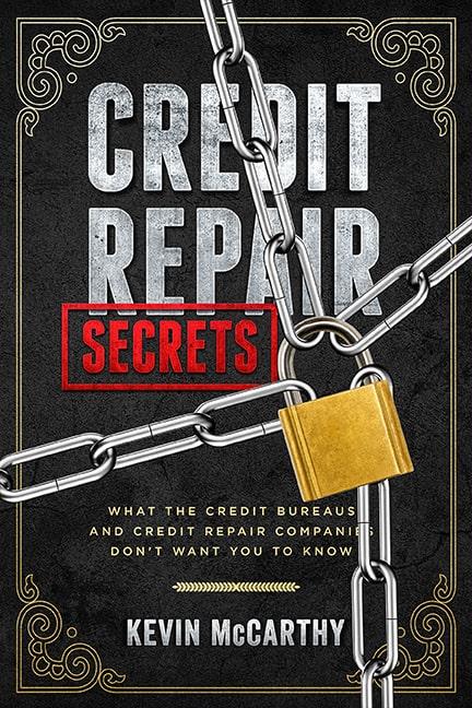 Credit Repair cover