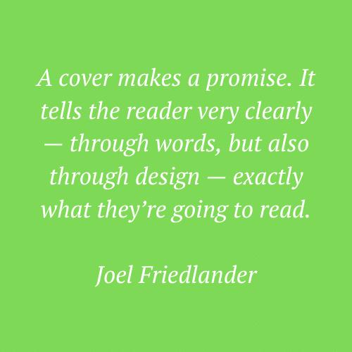 Joel Fiedlander's words