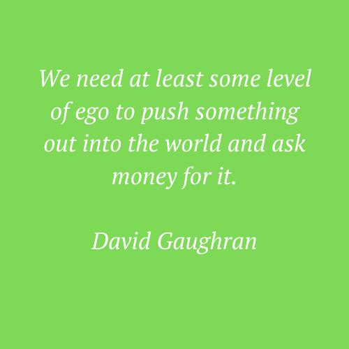 David Gaughran's quote