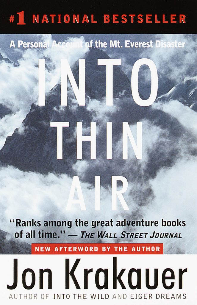 Into the Air book cover