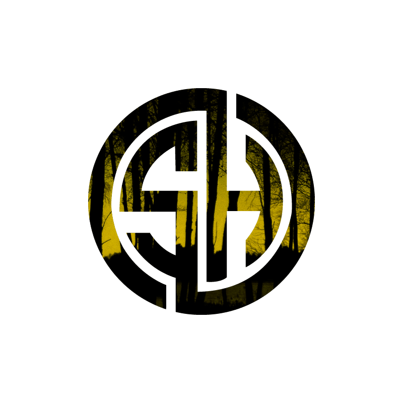 author logo design lettermark
