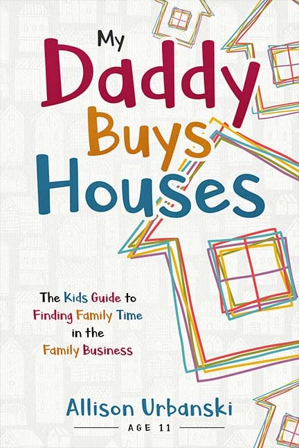 My Daddy Buys Houses cover