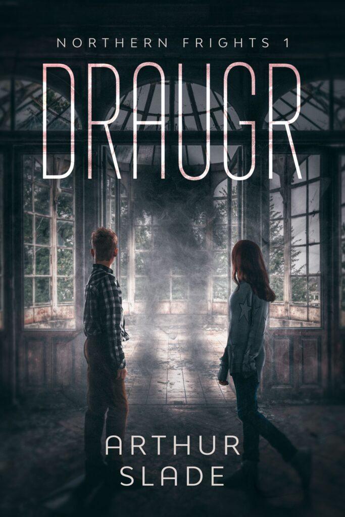 draugr book cover design