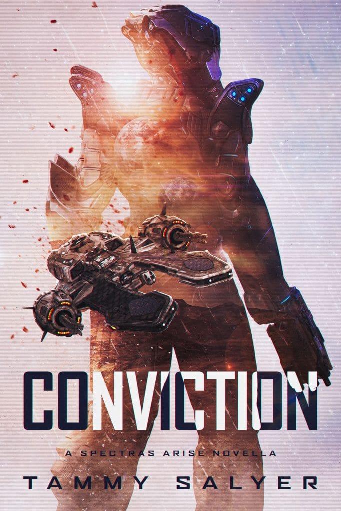 book cover typography design sci-fi